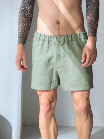 olive underwear