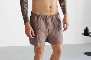 latte shorts